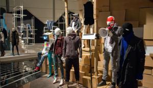Interactive Mannequins DIESEL